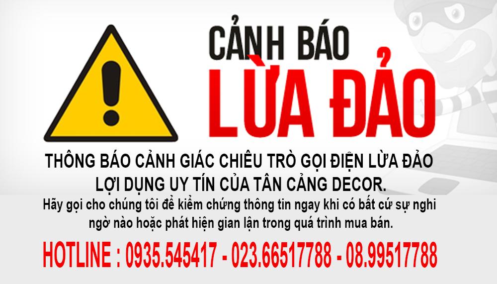 TAN CANG TOOLS WARNING